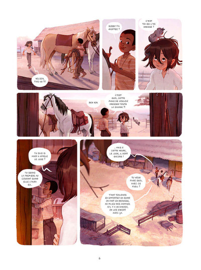 Page 6 Lulu et Nelson tome 2