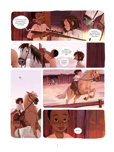 Page 7 Lulu et Nelson tome 2