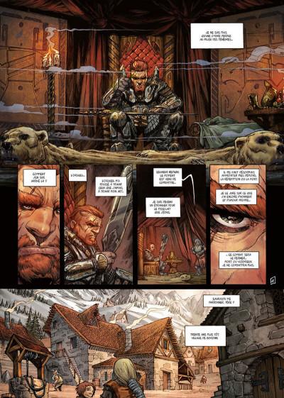 Page 5 Nains - intégrale - L'ordre de la forge