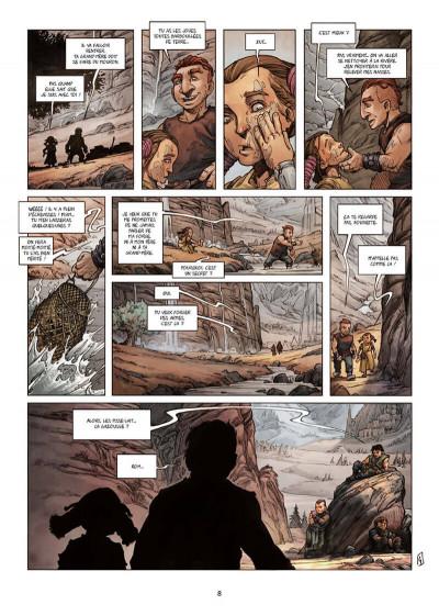 Page 8 Nains - intégrale - L'ordre de la forge