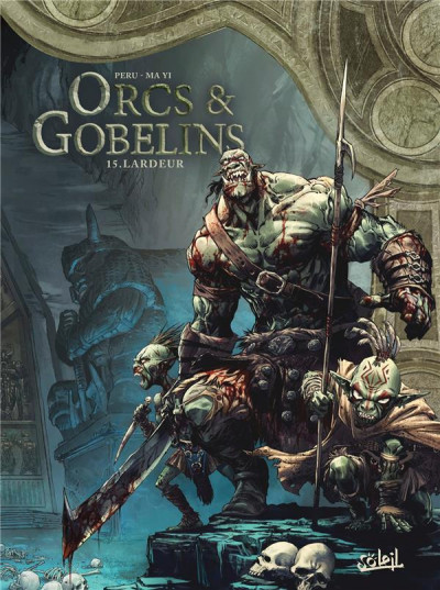 Couverture Orcs & gobelins tome 15