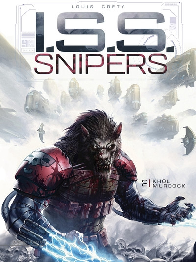 Couverture I.S.S. snipers tome 2
