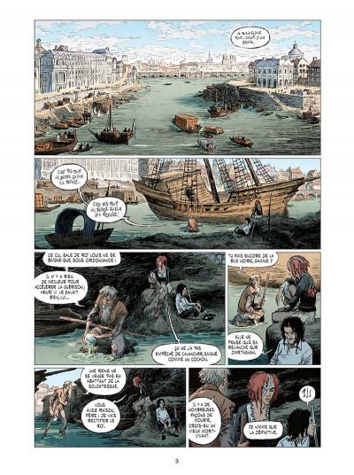 Page 3 La cour des miracles tome 3