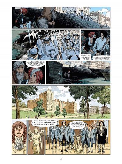 Page 4 La cour des miracles tome 3