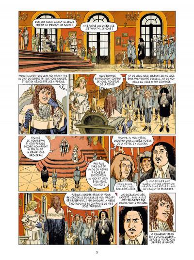 Page 5 La cour des miracles tome 3