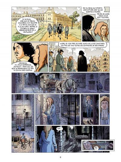 Page 6 La cour des miracles tome 3