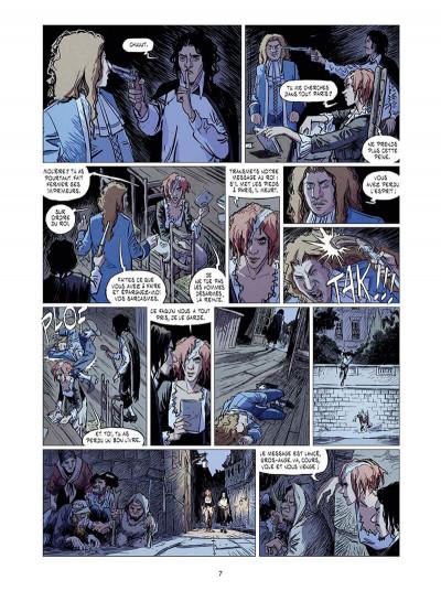 Page 7 La cour des miracles tome 3