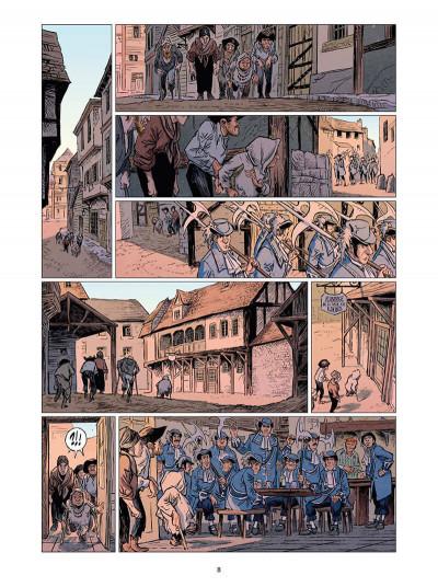 Page 8 La cour des miracles tome 3