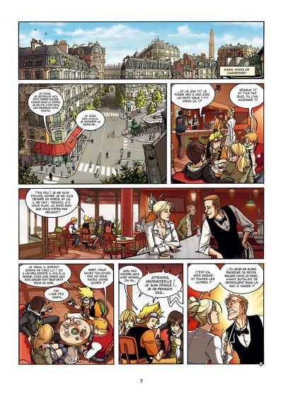 Page 3 Psykoparis - intégrale