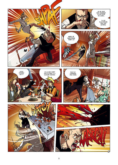 Page 5 Psykoparis - intégrale