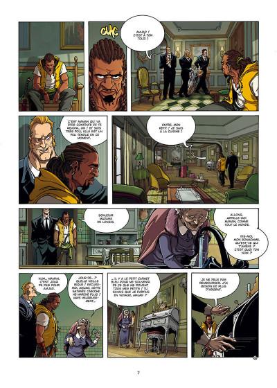 Page 7 Psykoparis - intégrale
