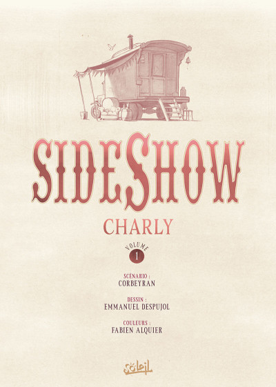 Page 1 Sideshow tome 1 + ex-libris offert