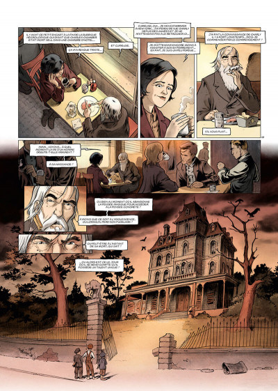 Page 5 Sideshow tome 1 + ex-libris offert