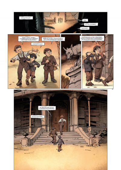 Page 6 Sideshow tome 1 + ex-libris offert