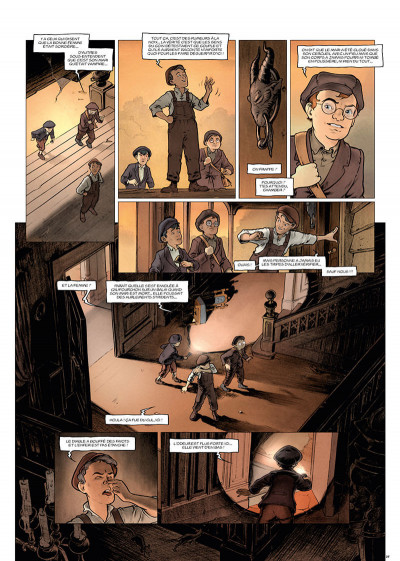 Page 7 Sideshow tome 1 + ex-libris offert