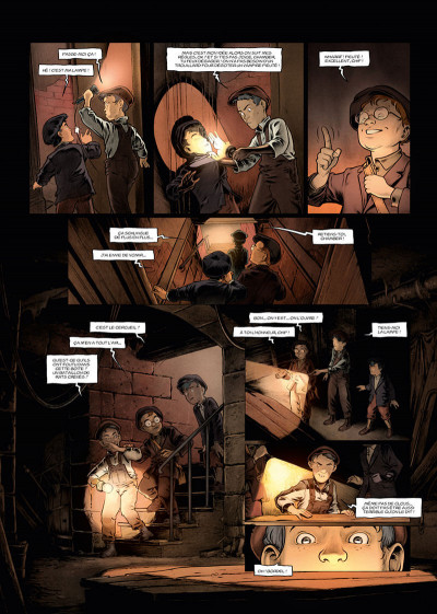 Page 8 Sideshow tome 1 + ex-libris offert