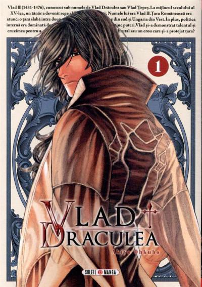 Couverture Vlad draculea tome 1