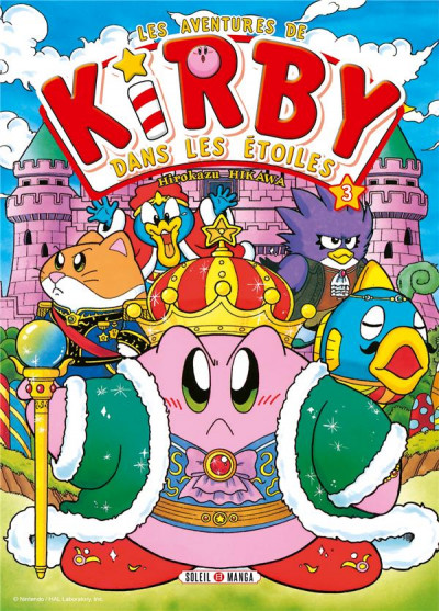 Couverture Kirby tome 3
