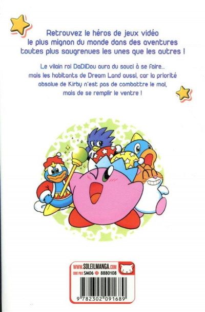 Dos Kirby tome 3