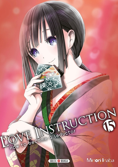 Couverture Love instruction - How to become a seductor tome 15