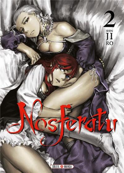 Couverture Nosferatu tome 2