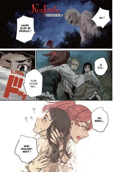 Page 1 Nosferatu tome 2