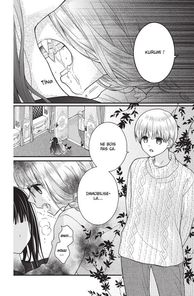 Page 8 Chocolate vampire tome 7