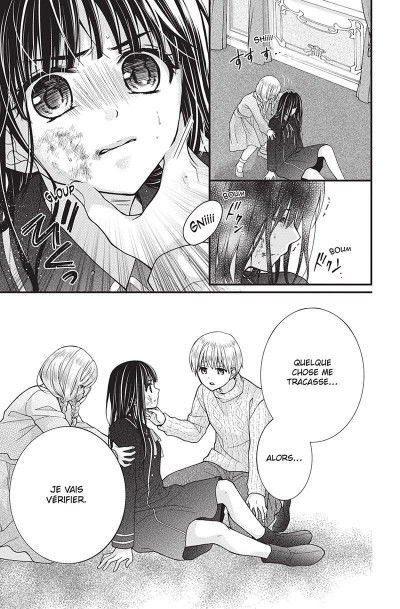 Page 9 Chocolate vampire tome 7