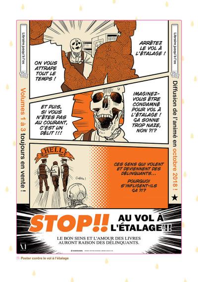 Page 4 Libraire jusqu'à l'os tome 4
