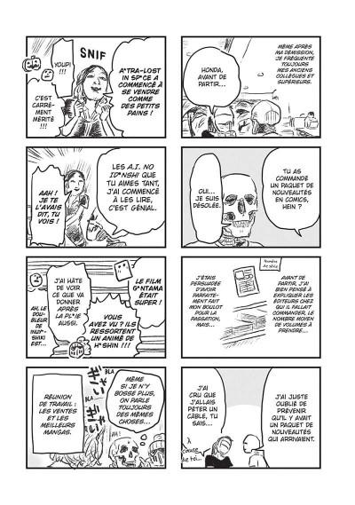 Page 9 Libraire jusqu'à l'os tome 4
