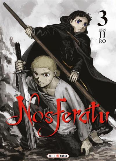 Couverture Nosferatu tome 3