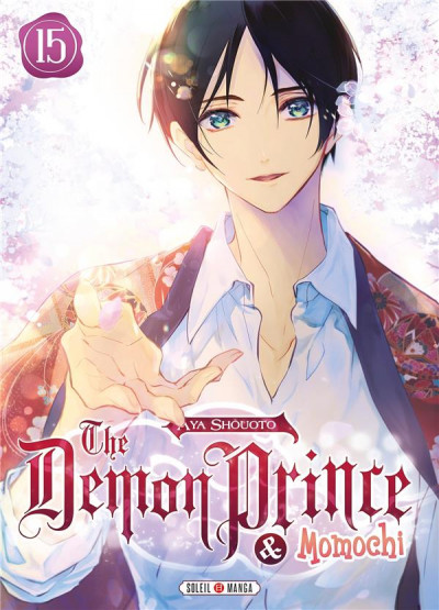 Couverture The demon prince & momochi tome 15