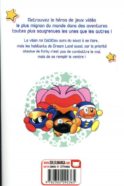 Dos Kirby tome 5