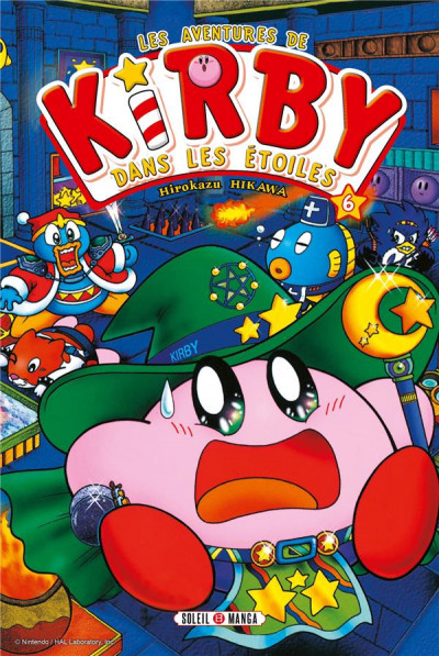 Couverture Kirby tome 6