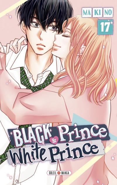 Couverture Black prince & white prince tome 17