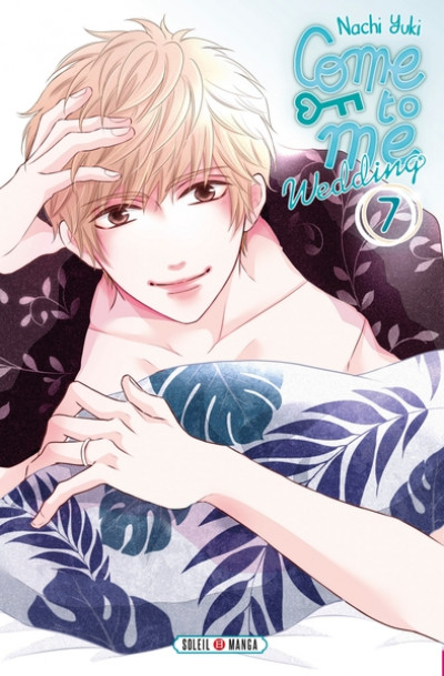 Couverture Come to me wedding tome 7