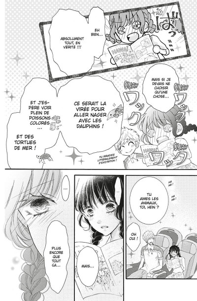 Page 8 Come to me wedding tome 7