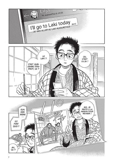 Page 7 Dans le sens du vent tome 5