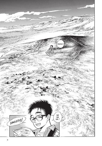Page 9 Dans le sens du vent tome 5