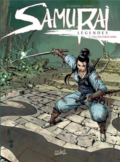 Couverture Samurai légendes tome 7