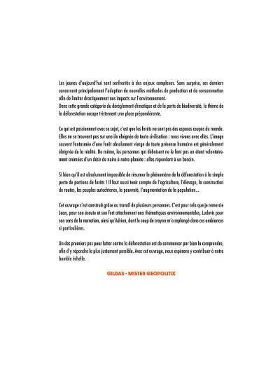 Page 2 L'aventure géopolitique tome 1