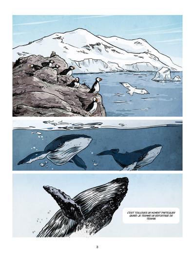 Page 3 L'aventure géopolitique tome 1