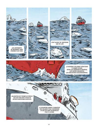 Page 4 L'aventure géopolitique tome 1