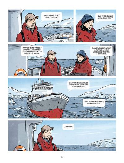 Page 5 L'aventure géopolitique tome 1