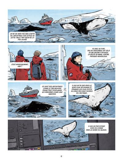 Page 6 L'aventure géopolitique tome 1