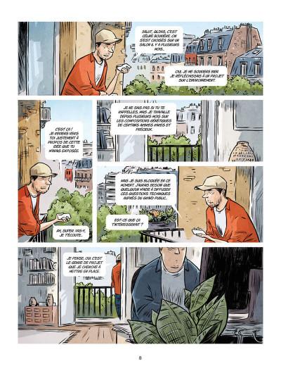 Page 8 L'aventure géopolitique tome 1