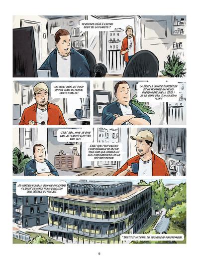 Page 9 L'aventure géopolitique tome 1