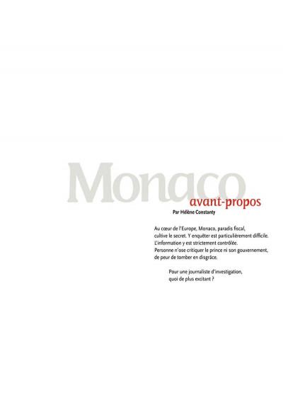 Page 3 Monaco - luxe, crime et corruption