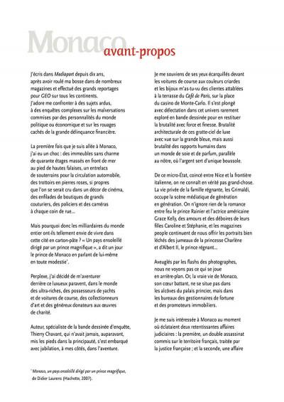Page 4 Monaco - luxe, crime et corruption