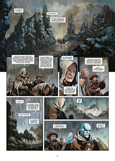 Page 3 Les maîtres inquisiteurs tome 16 + ex-libris offert